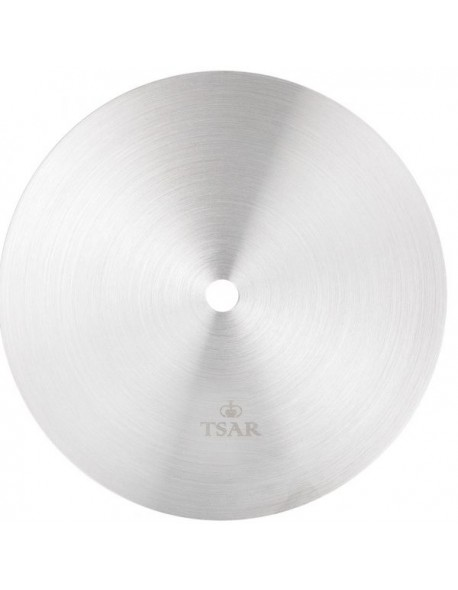 Assiette chicha Tsar Stainless 27 cm