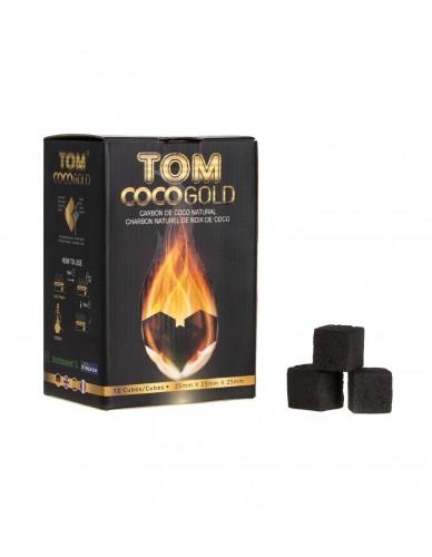 CHARBON NATUREL TOM COCOCHA PREMIUM GOLD 1KG