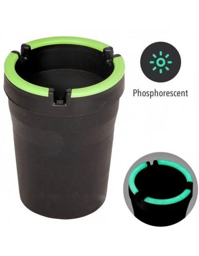 Cendrier voiture phospho Bucket