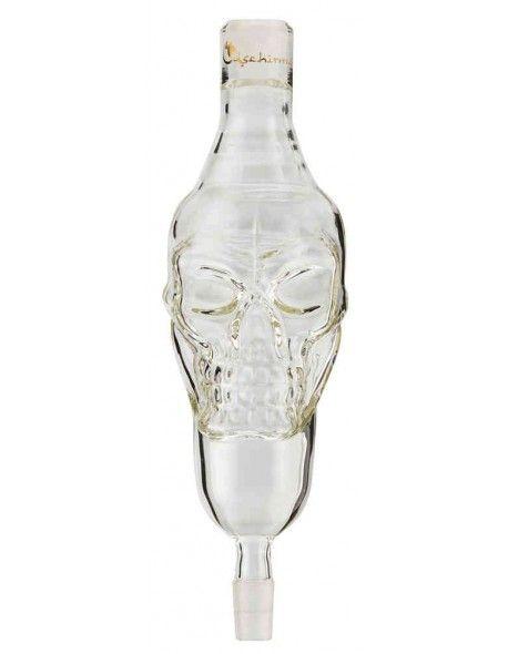 Colonne en verre Skeletor