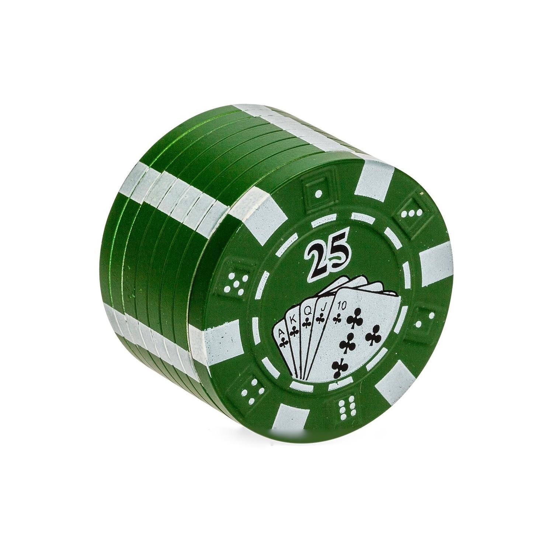 Grinder Hornet jeton de poker en 3 parties