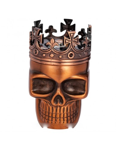 Grinder Skull en 3 parties