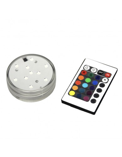 Base LED lumineuse
