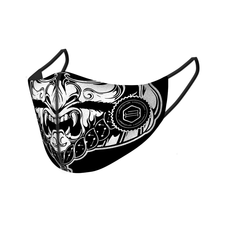 Masque Japona Hookah Samourai