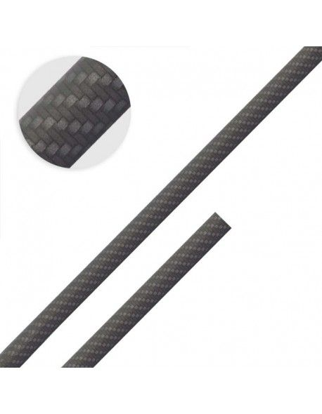 Tuyau silicone effet Carbone