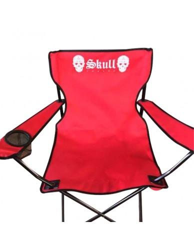Chaise pliable Hookah Skull