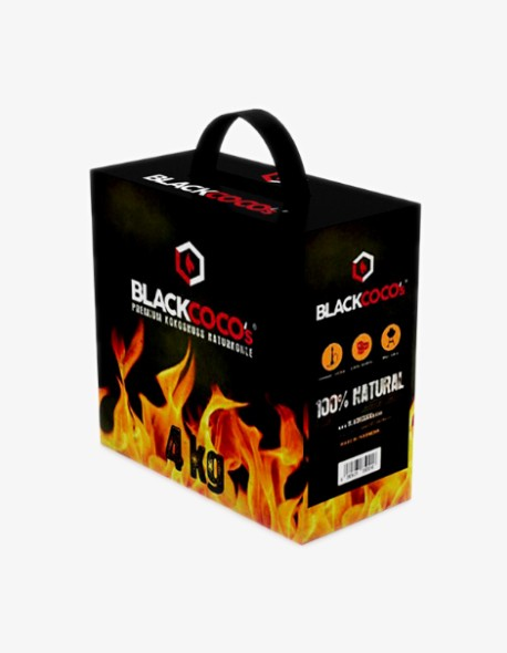 Charbon Black Coco's 4kg