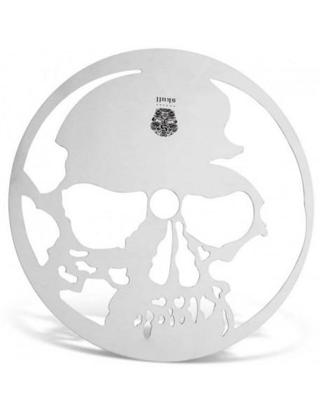 Assiette Hookah Skull