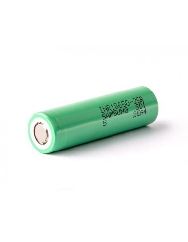 Accu Rechargeable Samsung INR 25R