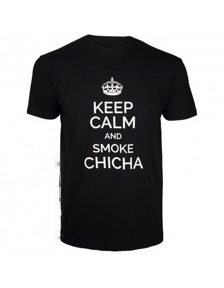 T-shirt Smoke Chicha