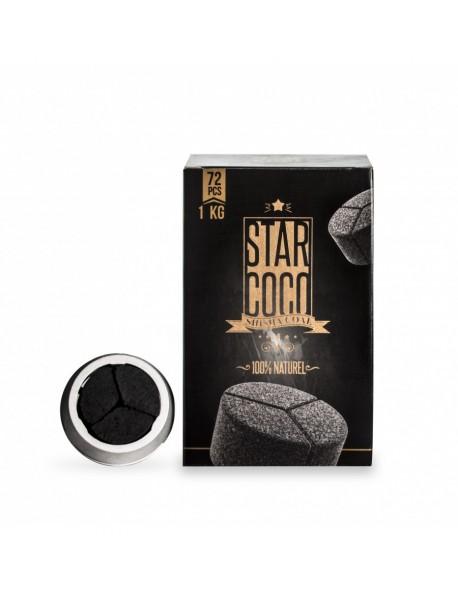 CHARBON NATUREL STAR COCO 1kg