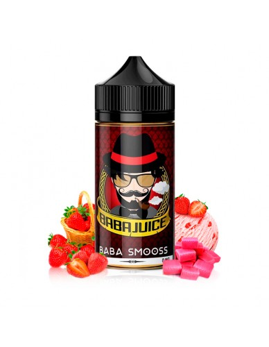 BABA SMOUSS 200ML - BABA JUICE