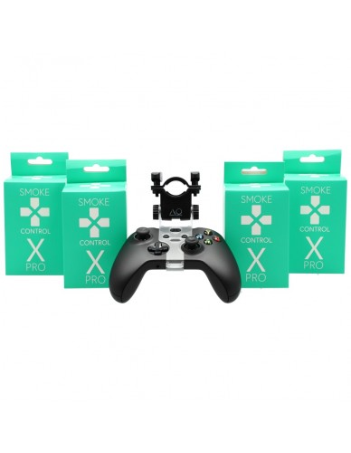 Support tuyau chicha pour manette XBOX